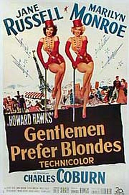 Gentlemen Prefer Blondes Photos + Posters