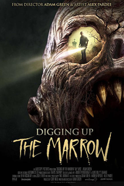 Digging Up the Marrow Photos + Posters