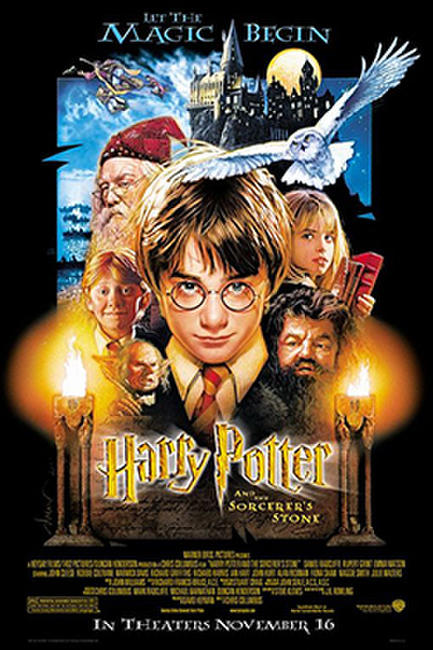 Harry Potter 1-4 Photos + Posters