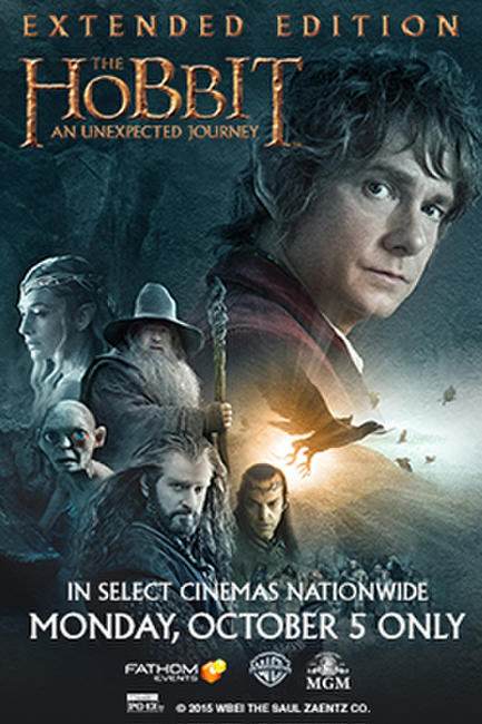 The Hobbit: An Unexpected Journey Extended Edition Photos + Posters