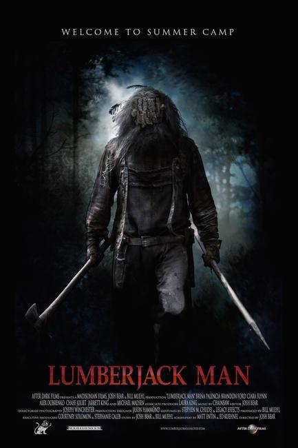 Lumberjack Man Photos + Posters