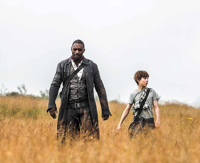 The Dark Tower  Photos + Posters