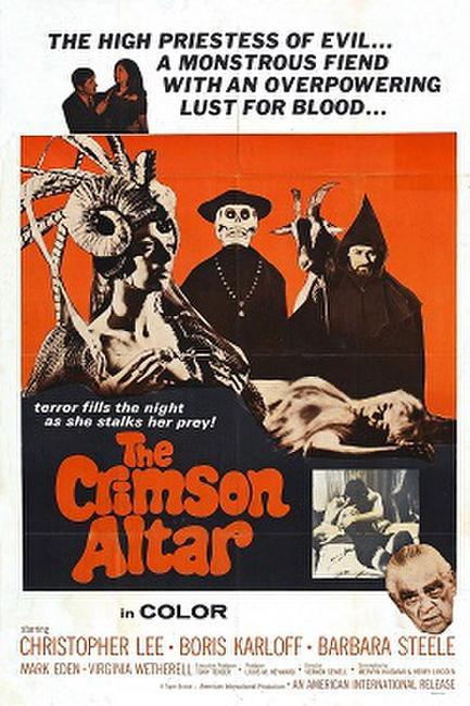 Curse of the Crimson Altar Photos + Posters