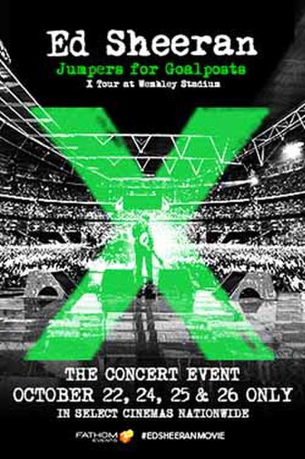 Ed Sheeran x Tour at Wembley Stadium Photos + Posters
