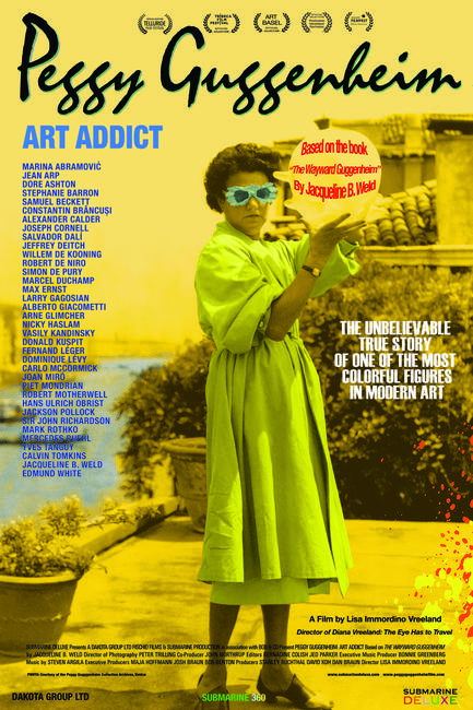 Peggy Guggenheim: Art Addict Photos + Posters