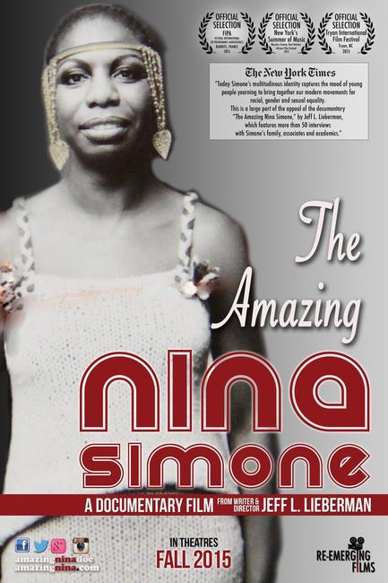 The Amazing Nina Simone Photos + Posters