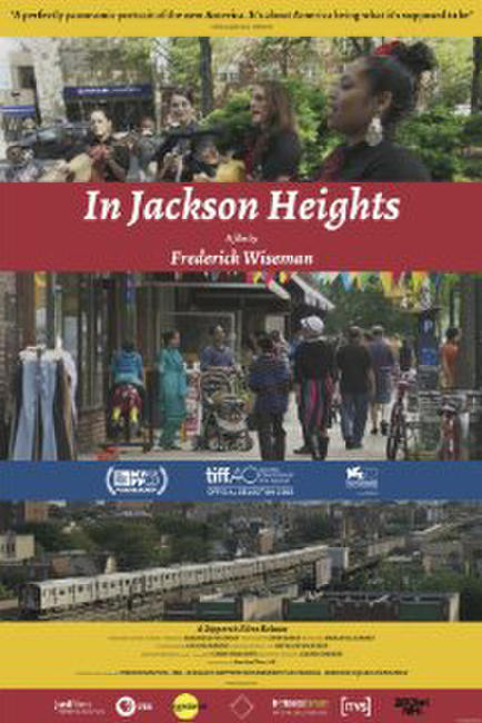 In Jackson Heights Photos + Posters