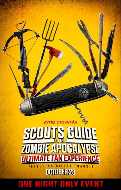 Scouts Guide: Ultimate Fan Experience - DNU Photos + Posters