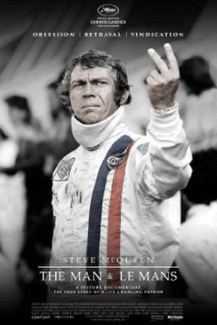 Steve McQueen: The Man & Le Mans Photos + Posters