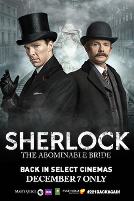 SHERLOCK: THE ABOMINABLE BRIDE Photos + Posters