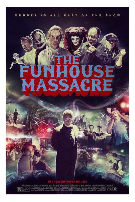 The Funhouse Massacre Photos + Posters