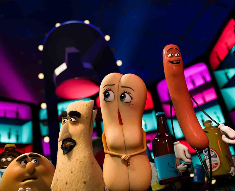 Sausage Party Photos + Posters