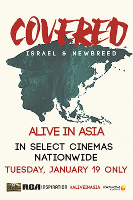 Israel Houghton & Newbreed Alive In Asia Photos + Posters