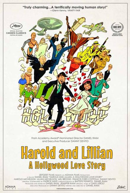 Harold and Lillian: A Hollywood Love Story Photos + Posters