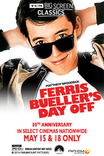 Ferris Bueller's Day Off (1986) presented by TCM Photos + Posters