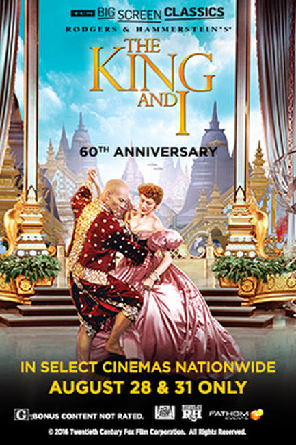 The King and I (1956) presented by TCM Photos + Posters