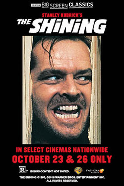 The Shining (1980) presented by TCM Photos + Posters