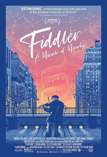 Fiddler: A Miracle of Miracles Photos + Posters