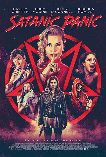 Satanic Panic Photos + Posters