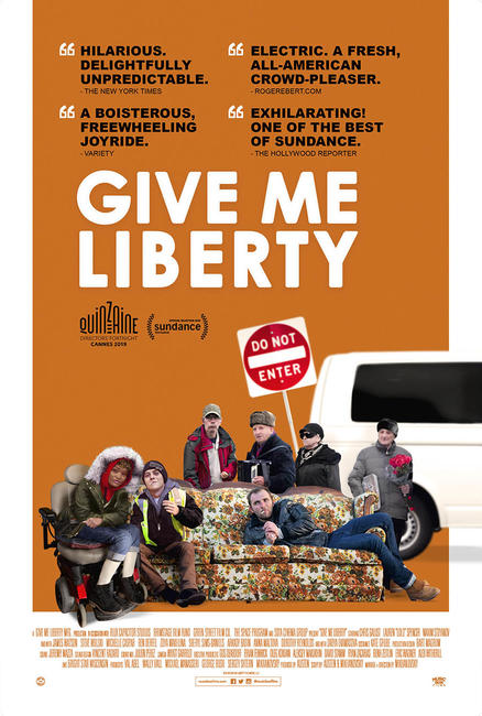 Give Me Liberty (2019) Photos + Posters