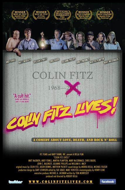 Colin Fitz Lives! Photos + Posters