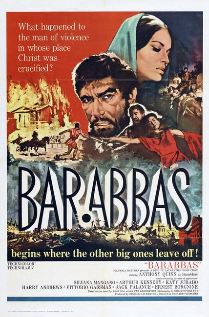 Barabbas Photos + Posters