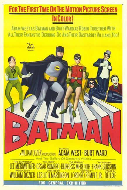 Batman / Flash Gordon Photos + Posters