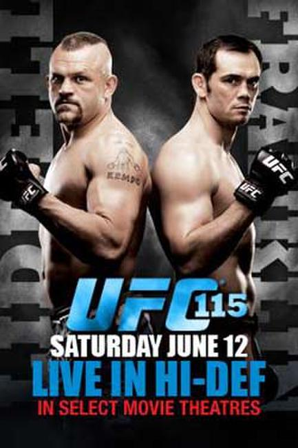 UFC 115: Liddell vs. Franklin Photos + Posters