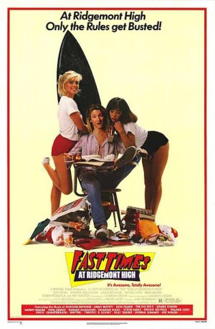 All American High / Fast Times at Ridgemont High Photos + Posters