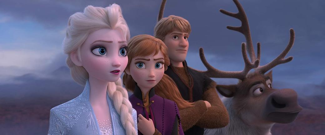 Frozen II Photos + Posters
