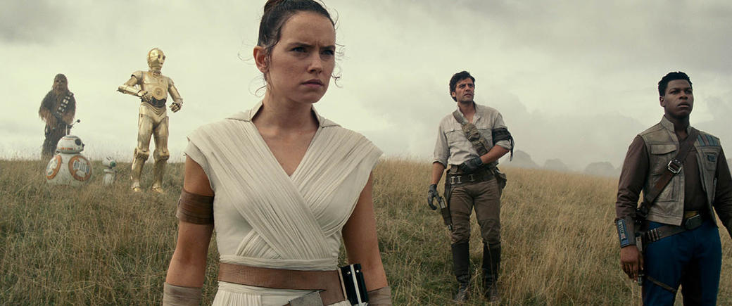 Star Wars: The Rise of Skywalker (2019) Photos + Posters