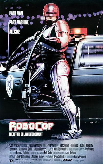 Robocop / Screamers Photos + Posters