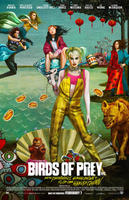 Birds of Prey (And the Fantabulous Emancipation of One Harley Quinn) poster