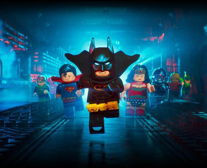 The Lego Batman Movie Photos + Posters