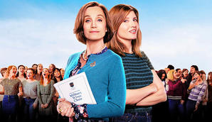 Watch Exclusive 'Military Wives' Clip: Shout
