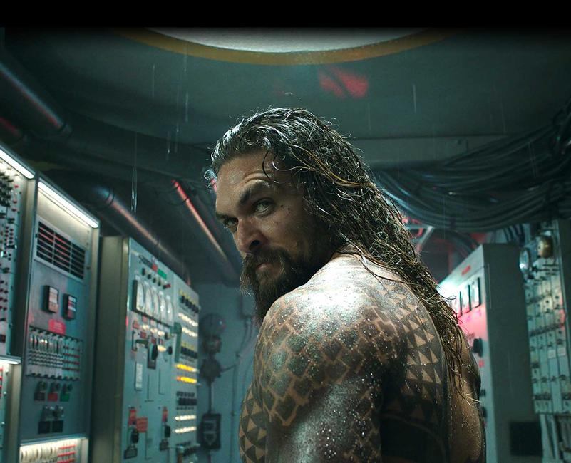 Aquaman Photos + Posters