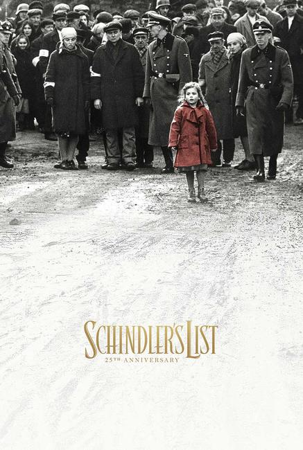 Schindler's List 25th Anniversary Photos + Posters