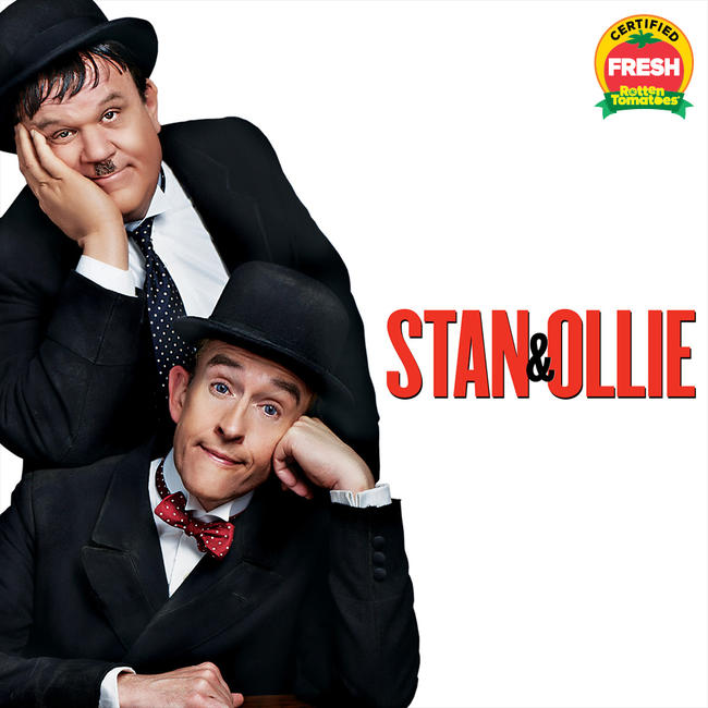 Stan & Ollie Photos + Posters