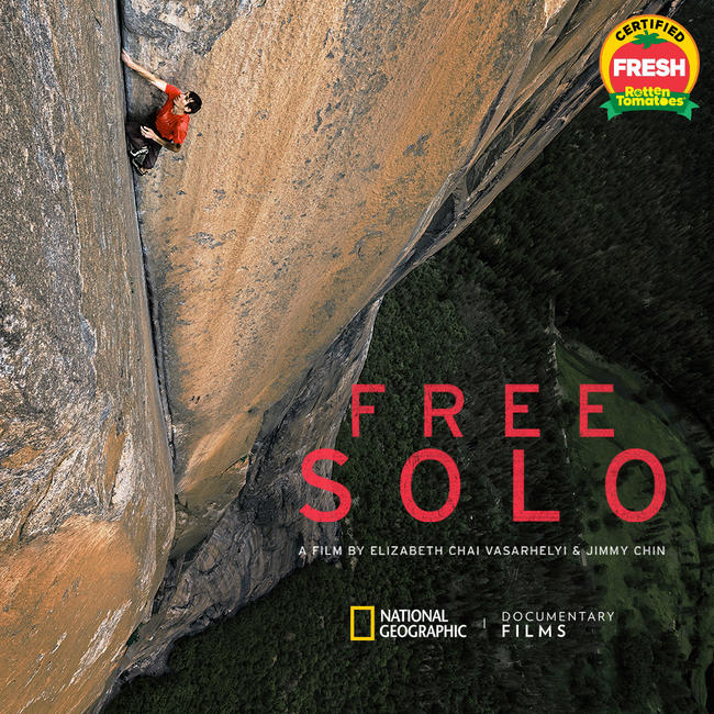 Free Solo Photos + Posters