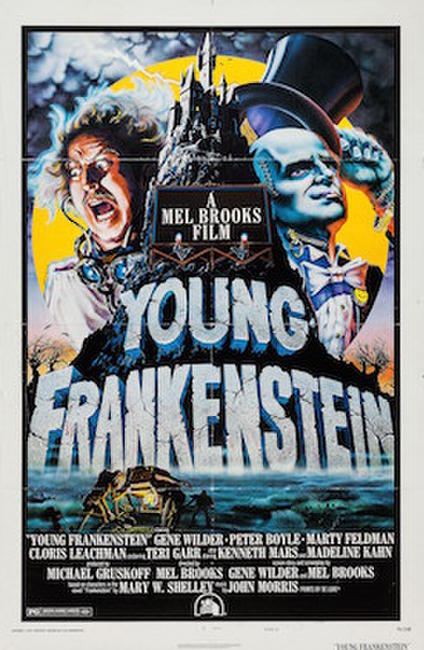 YOUNG FRANKENSTEIN/SON OF FRANKENSTEIN Photos + Posters