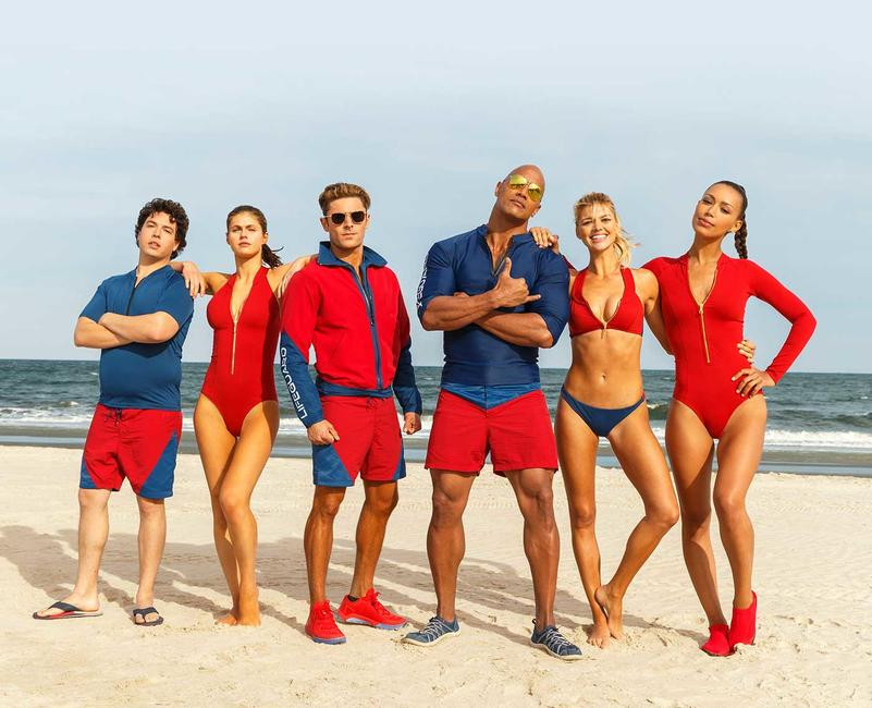 Baywatch Photos + Posters