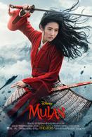 Mulan (2020) poster