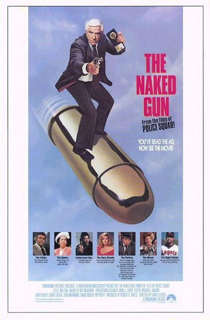 The Naked Gun Trilogy (DVD, 2009, 3-Disc Set, Box Set) for