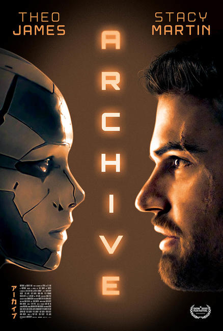 Archive (2020) Photos + Posters