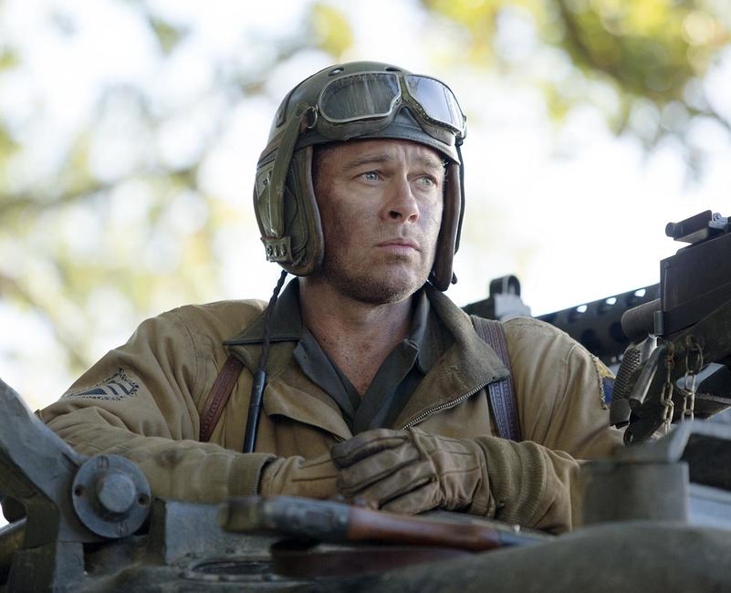 Fury (2014) Photos + Posters