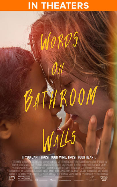 Words on Bathroom Walls Photos + Posters