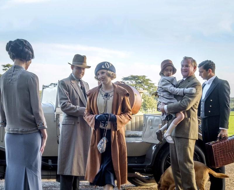 Downton Abbey (2019) Photos + Posters