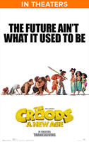The Croods: A New Age (2020) poster