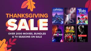 All The Details on Fandango's Biggest Home Entertainment Sale Ever