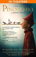 Pinocchio (2020) poster